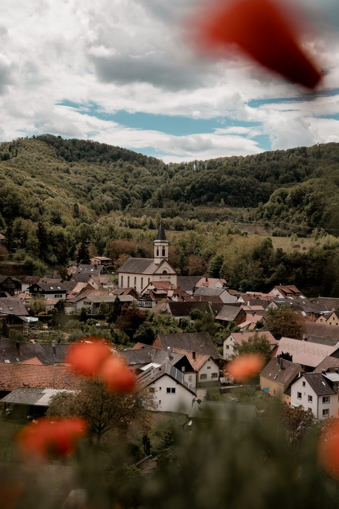one of the most beautiful wine regions of Germany