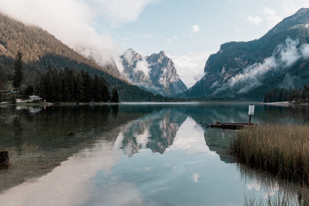two days in the dolomites